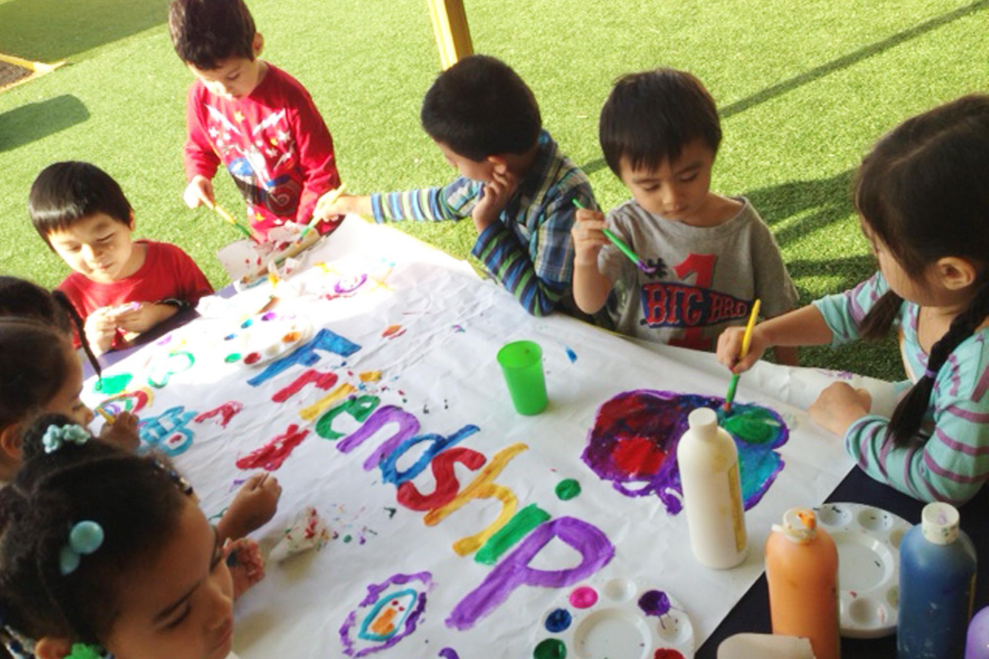 child care tustin